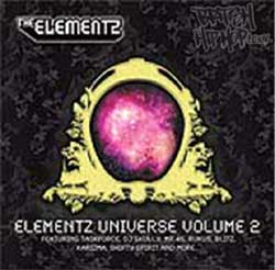 The Elementz - Elementz Universe Vol 2 LP [EU Entertainment]