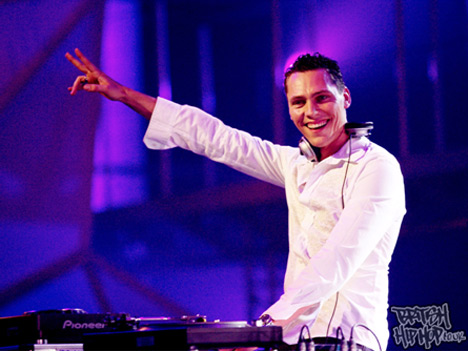 Tiesto Returns To London's Victoria Park