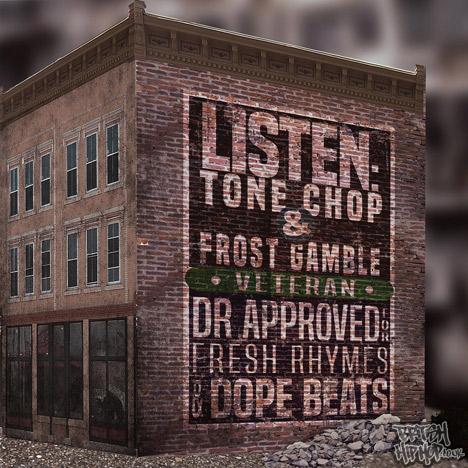 Tone Chop and Frost Gamble - Veteran