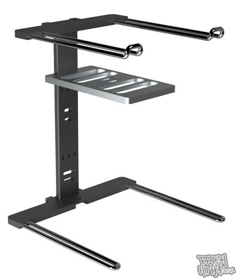 Stanton DJ Introduces The Uberstand Laptop Stand