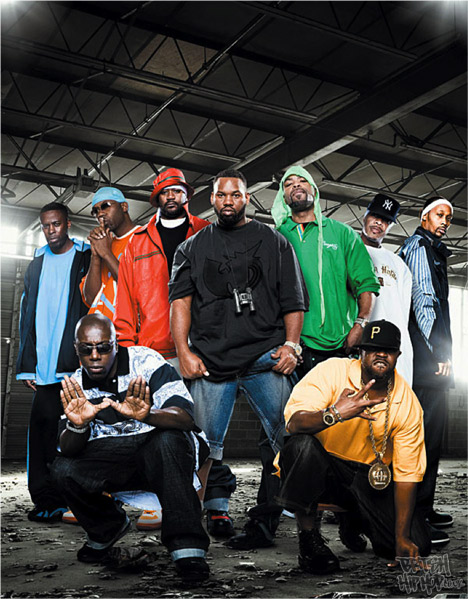 Wu-Tang Clan UK Tour