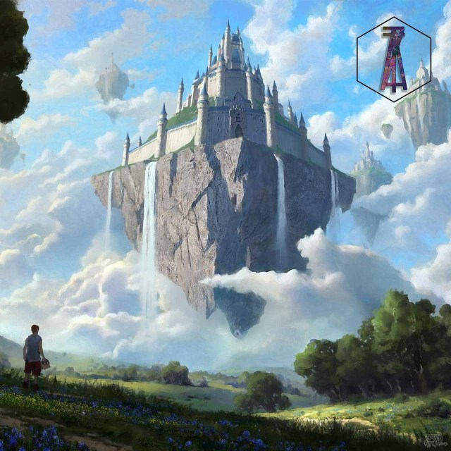 Zenyth The Architect - Merlin and The Cursed Castle
