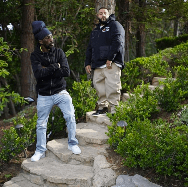 Dj Khaled Releases Grateful Intro Video Featuring Sizzla