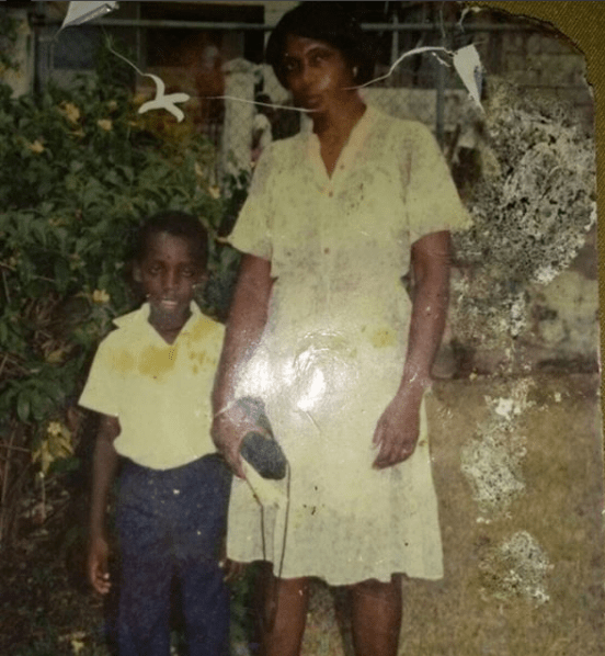 Mavado Shares Heart Felt Mother's Day Post