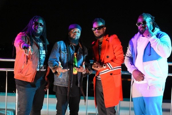 """Morgan Heritage and Patoranking Share Behind The Scenes from """"Pay Attention"""" Official Video"""