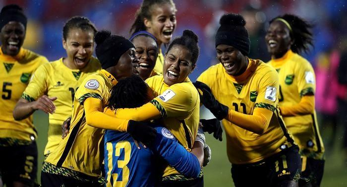 The REGGAE GIRLZ are coming to Miramar, FL !