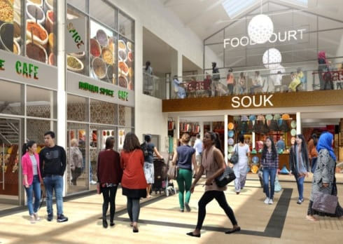 East London To Get An All-Asian Shopping Mall