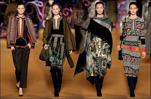 ETRO Women's Wear Collection Autumn Winter 2014/2015