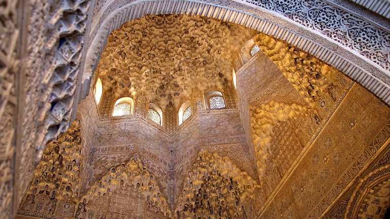 The Alhambra in Spain is the World's Marvel