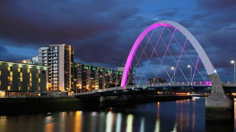 Glasgow: an insider's guide