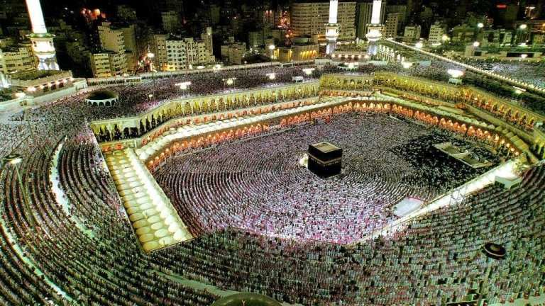 Hajj 2014 in pictures