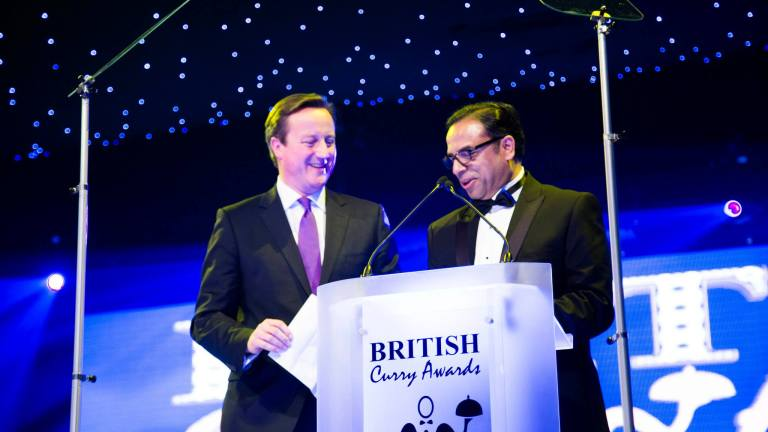 British Curry Awards 2014 celebrates ten years in excellence