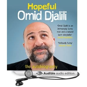 HOPEFUL – an autobiography by Omid Djalili