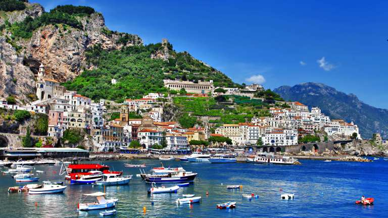 Travel to Salerno Italy this February
