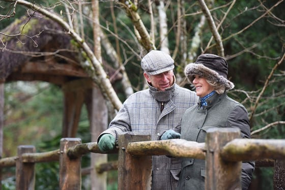 Charles and Camilla mark a decade of marriage