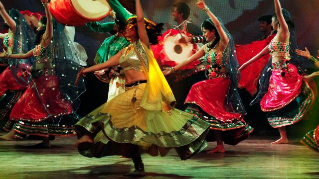 Beyond Bollywood at the London Palladium