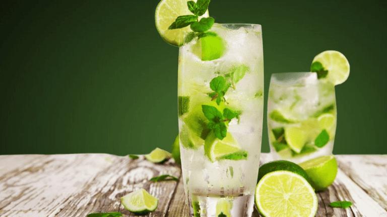 Non-Alcoholic Mojito Recipe