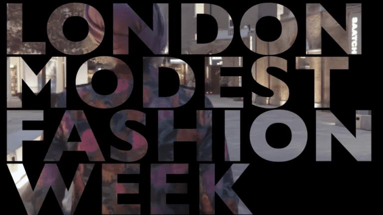 London Modest Fashion Week by Haute Elan – 18th/19th February
