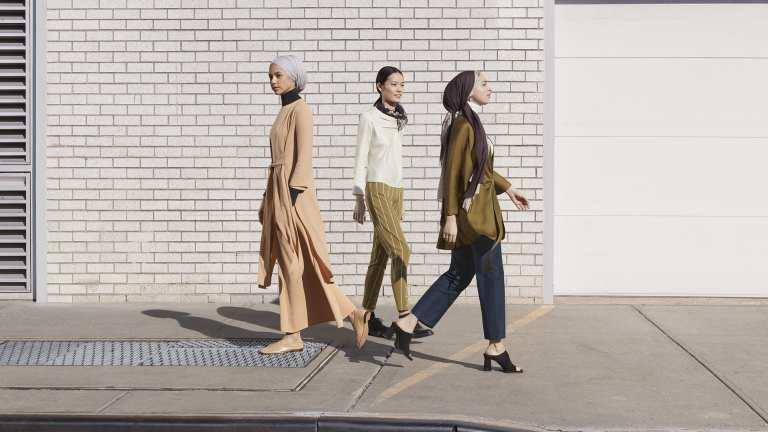 Hana Tajima For Uniqlo Collection Lets Muslim Women Be Modest And Stylish