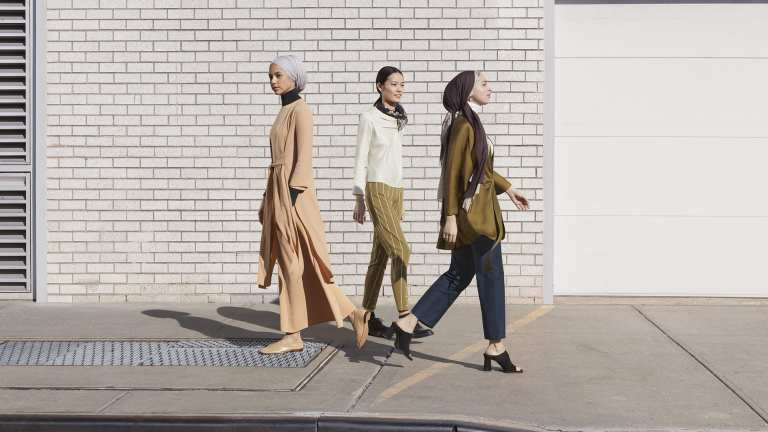 Hana Tajima For Uniqlo Collection Lets Muslim Women Be Modest And Stylish