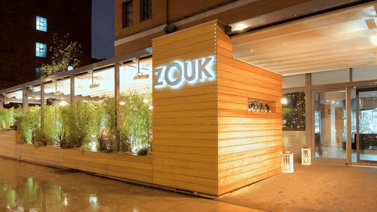 A treat in Manchester called Zouk