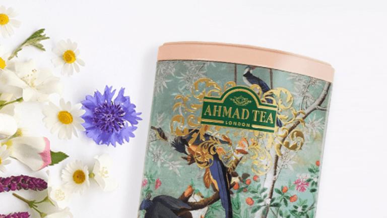 Ahmad Tea a UK Family business
