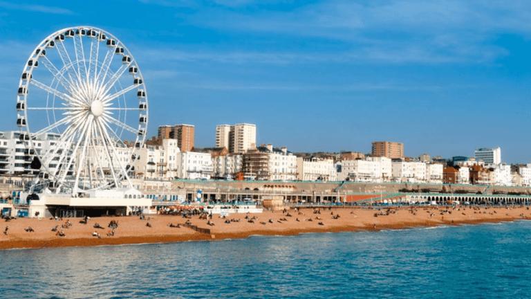 A trip around Brighton this Spring