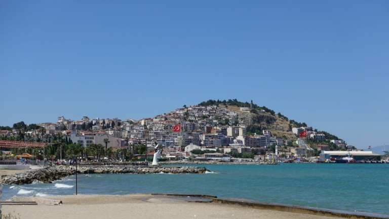 6 stunning hotels in Kusadasi Turkey