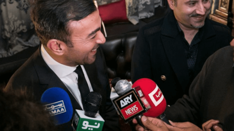 Shaan Shahid speak's to BMM about his new movie Arth – The Destination