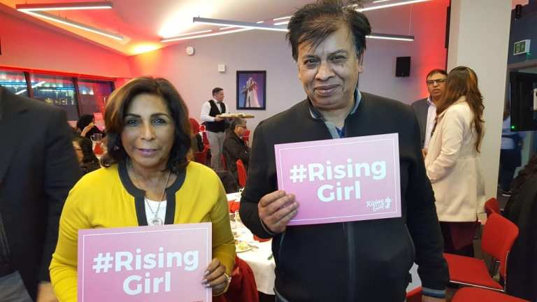 Rising Girl inauguration – Manchester