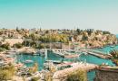 The beauty of Antalya, Turkey