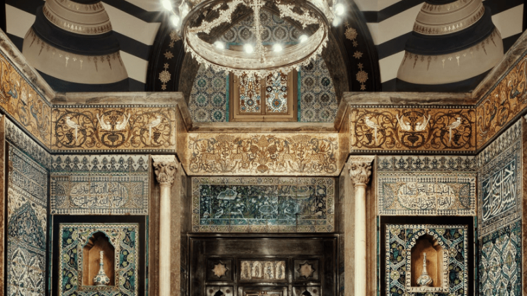 CINEMA FROM SYRIA AT LEIGHTON HOUSE MUSEUM