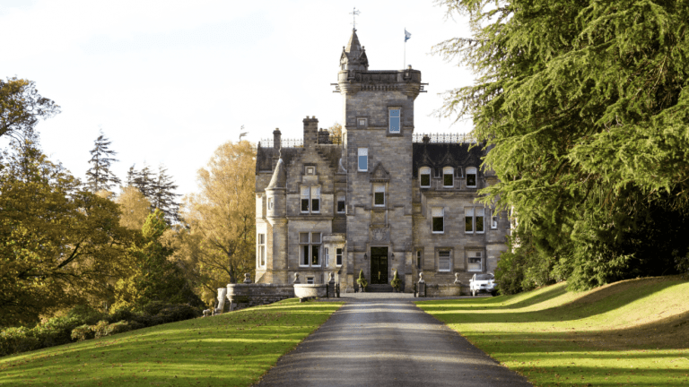 Fancy staying on a royal estate or a holiday home with royal connections?