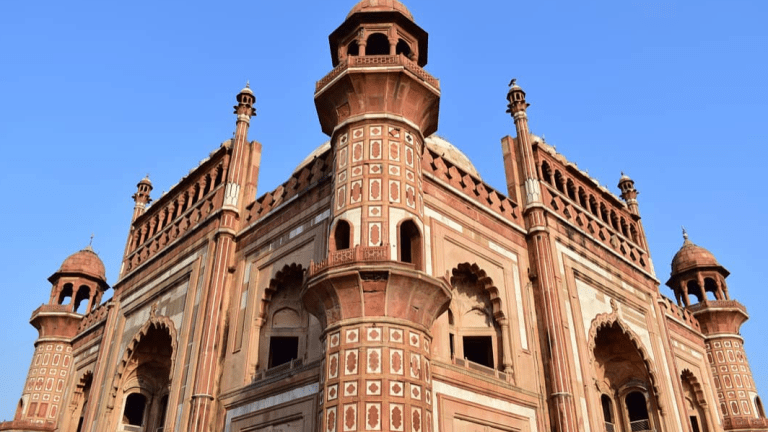 Islamic History in the Heart of Delhi, India