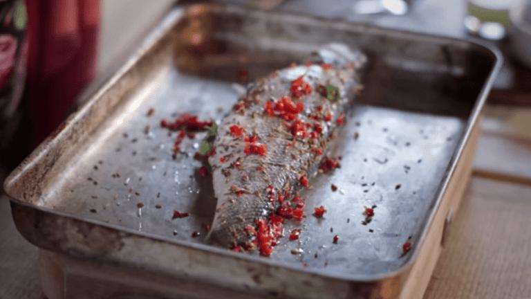 Make Seabass with Shelina Permalloo (Seabass Recipe)