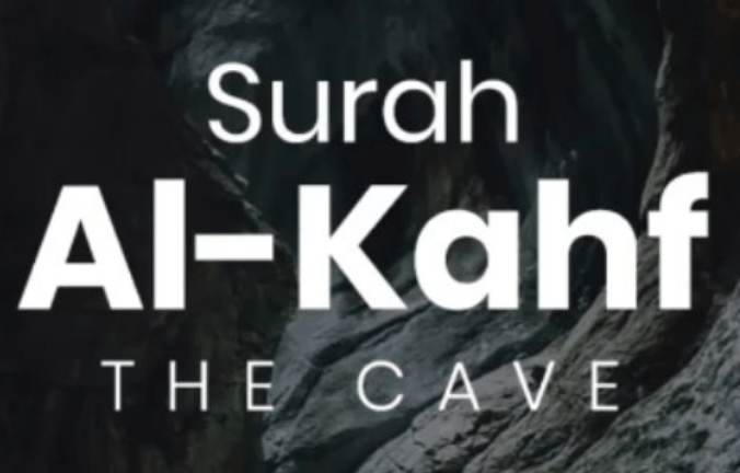 What is the benefit of reading Surah Kahf on Friday?