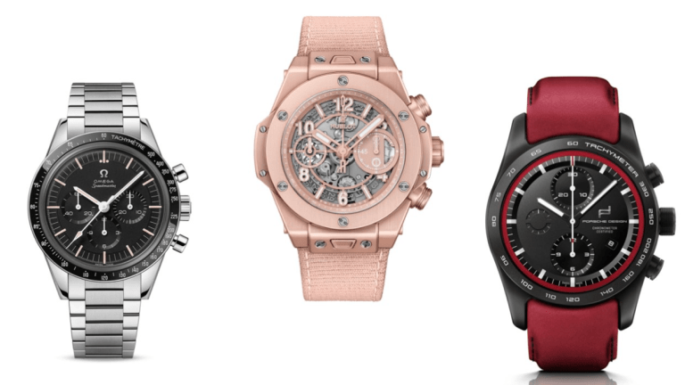 The hottest time pieces right now