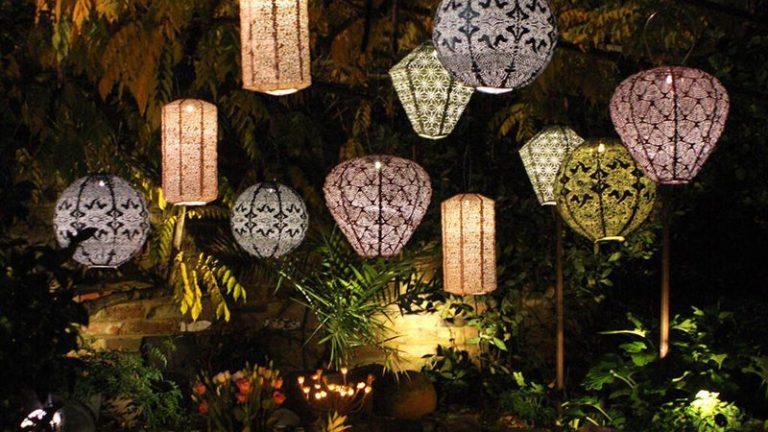 The best garden lighting to transform your outdoor space