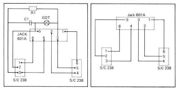 Telephone Plug Wiring Diagram Nilzanet – Telephone Jack Wiring Diagram