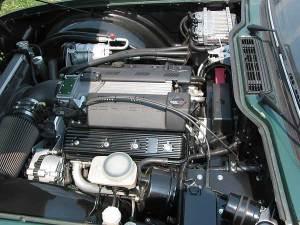 Ken Hiebert's 1972 TR6 with 1994 GM LT1 57L EFI Engine