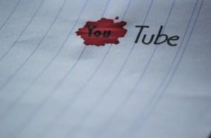 You Tube written