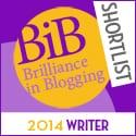VOTE FOR ME BiB 2014 WRITER