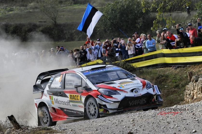64 equipos inscritos en el 55 RallyRACC