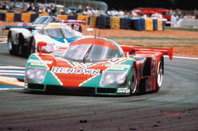 El historial de récords de Mazda