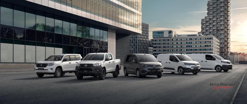 Toyota Professional: la nueva marca