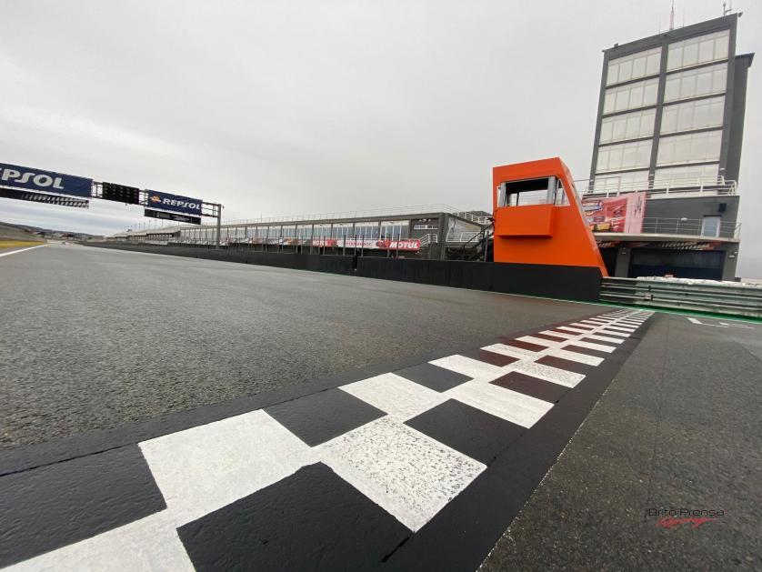 El Circuit Ricardo Tormo suspende temporalmente su actividad deportiva