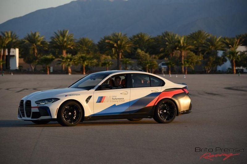 Matt Mullins encabezará el Desfile de Campeones conduciendo un impresionante BMW Performance Center 2021 M3 de competición