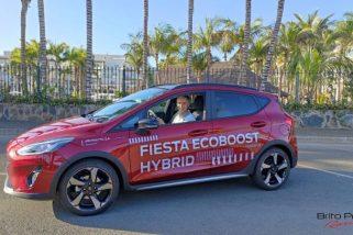 Prueba: Ford Fiesta Active 125 cv Mhev