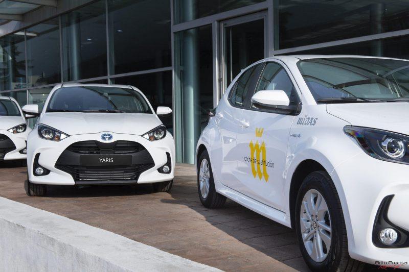 Midas continúa apostando por Toyota