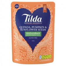 tilda rice microwave pouch offer offers